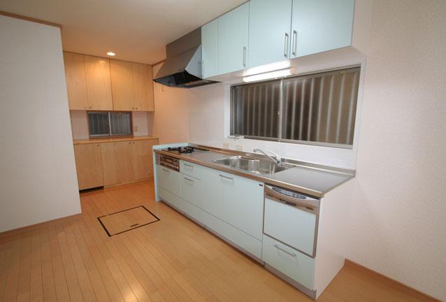 京都市西京区N様邸キッチン改装工事