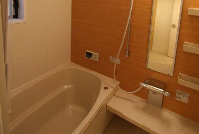 京都市伏見区K様一戸建て浴室リフォーム