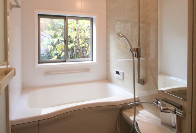 京都市左京区K様一戸建て浴室リフォーム