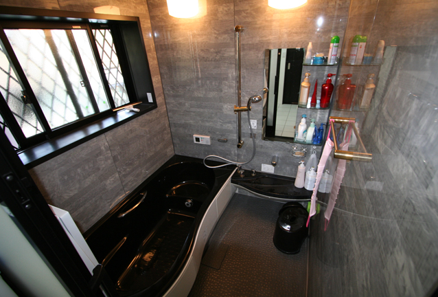 京都市西京区S様邸一戸建て浴室リフォーム