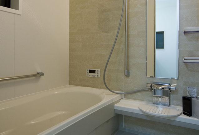 京都市右京区M様邸一戸建て浴室リフォーム