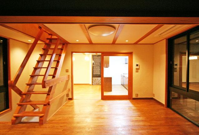 京都市東山区N様邸全面改装工事