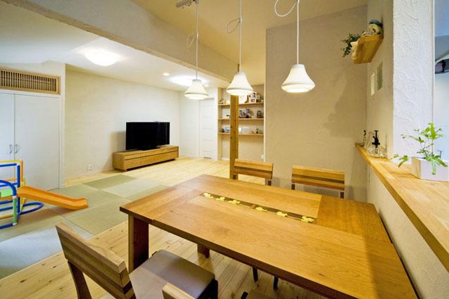 京都市北区I様邸全面改装工事