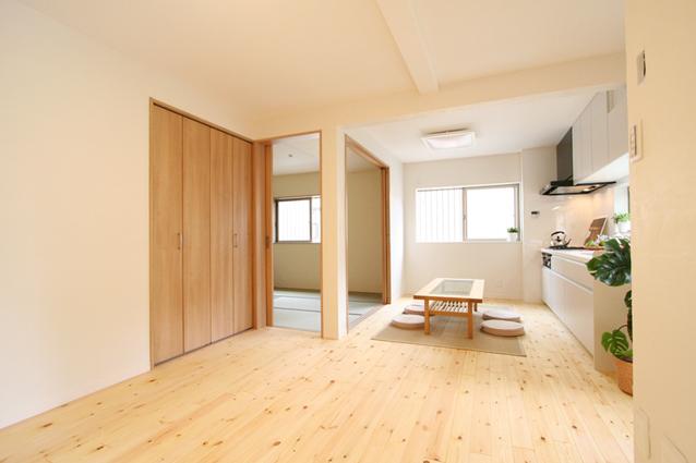 京都市北区N様邸全面改装工事