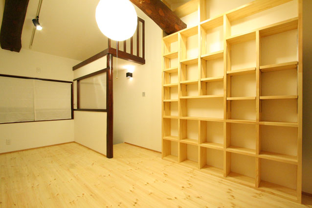 京都市中京区U様邸全面改装工事