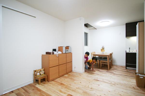 京都市下京区O様邸1階改装工事