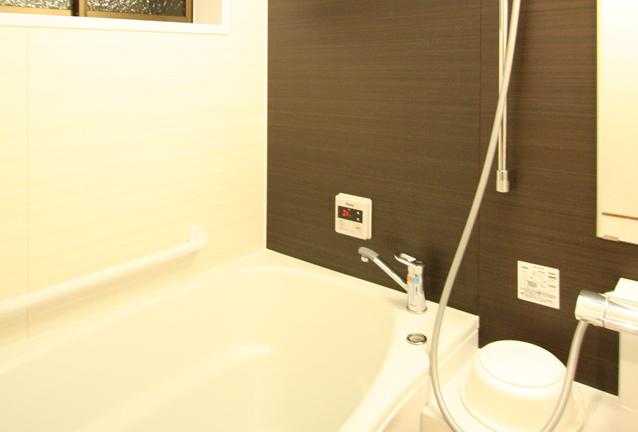 京都市中京区N様邸一戸建て浴室リフォーム