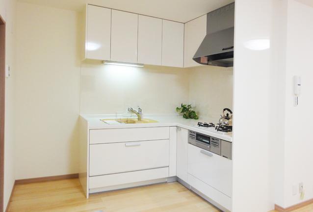 京都市北区Y様邸キッチンリフォーム