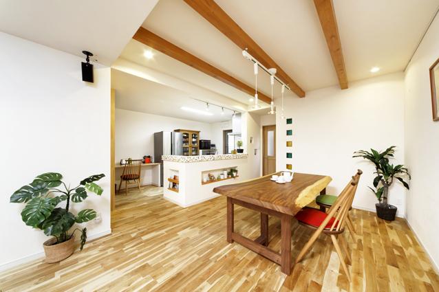 京都市上京区A様邸改装工事
