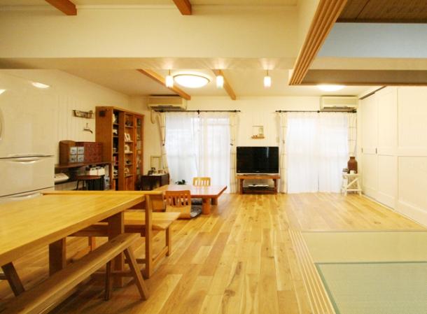 京都市伏見区N様邸マンションリフォーム
