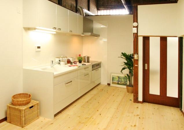 京都市右京区N様邸1階改装工事