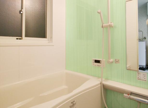 京都市伏見区H様邸一戸建て浴室リフォーム