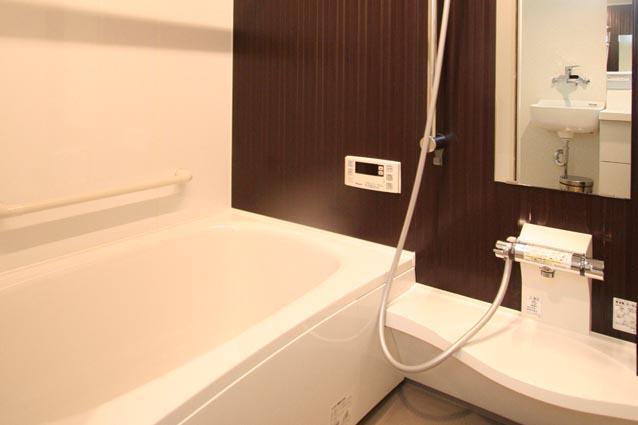 京都市右京区O様邸マンション浴室リフォーム