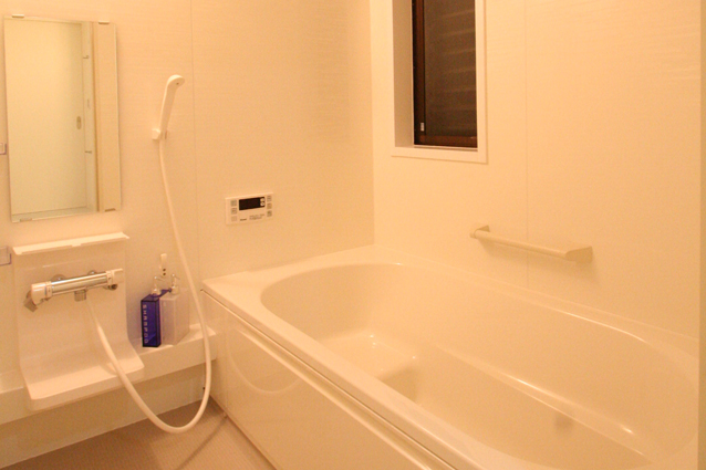 京都府城陽市S様邸一戸建て浴室リフォーム