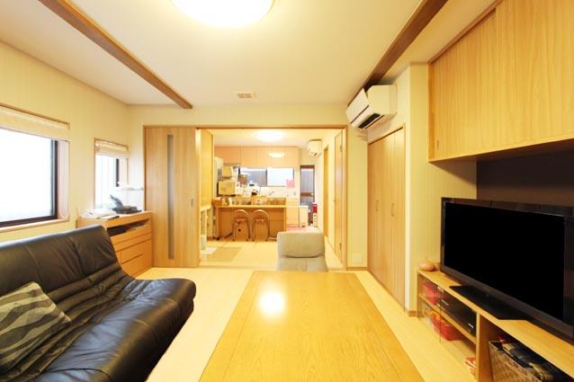 京都市北区H様邸全面改装工事