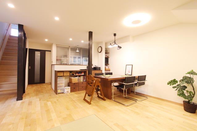 京都市南区Y様邸全面改装工事