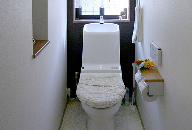 京都市北区Y様邸トイレリフォーム