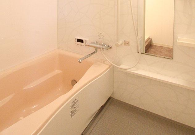 京都市右京区K様邸マンション浴室リフォーム