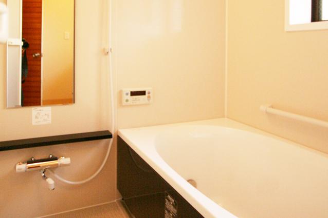 京都市伏見区T様邸一戸建て浴室リフォーム工事