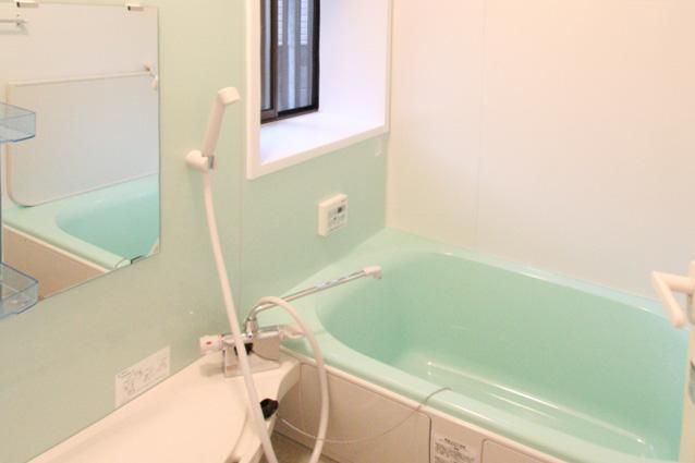 京都市下京区T様邸一戸建て浴室リフォーム