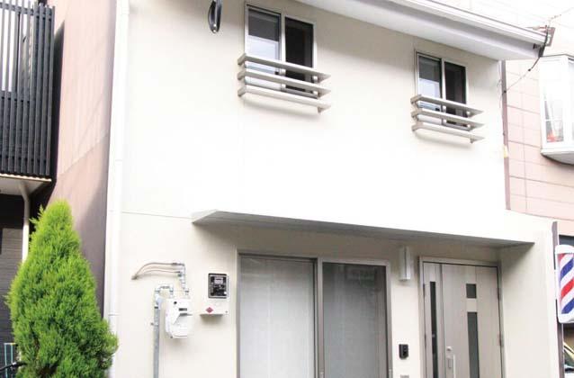 京都市上京区M様邸外壁塗装