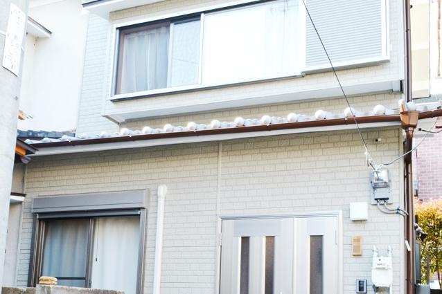 京都市北区K様邸外壁リフォーム