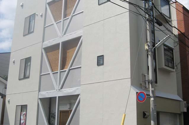 京都市中京区T様邸外壁塗装