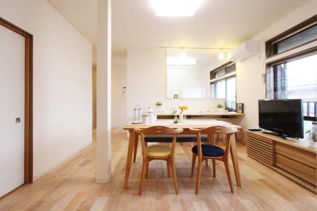 京都市北区M様邸全面改装工事