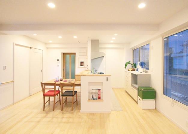 京都市伏見区Y様邸改装工事