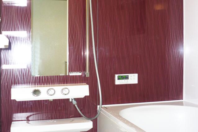 岐阜県安八郡O様邸一戸建て浴室リフォーム