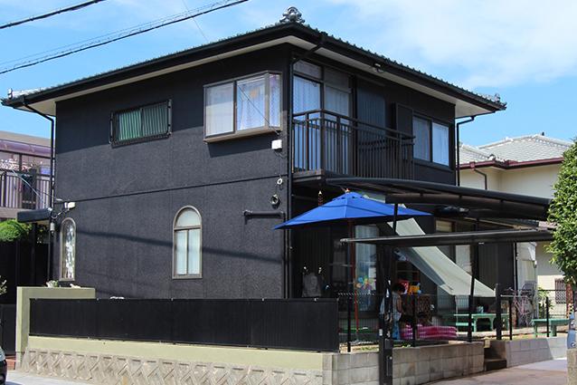 奈良県磯城郡Y様邸外壁塗装