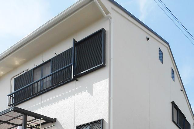 京都市伏見区O様邸外壁塗装