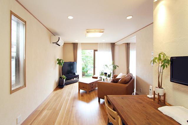 奈良県橿原市T様邸改装工事