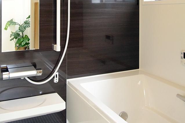 京都市右京区W様邸一戸建て浴室リフォーム