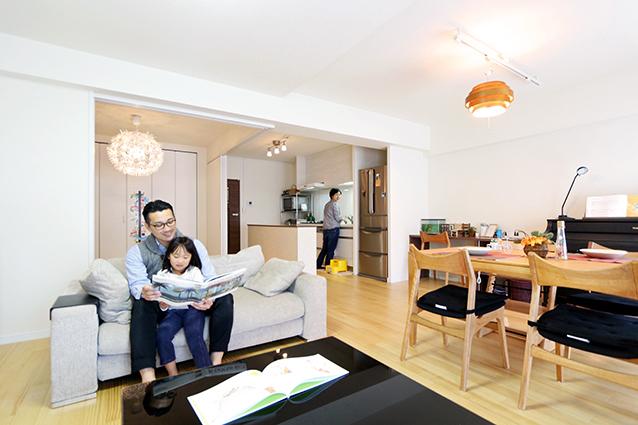 京都市左京区M様邸マンションリノベーション