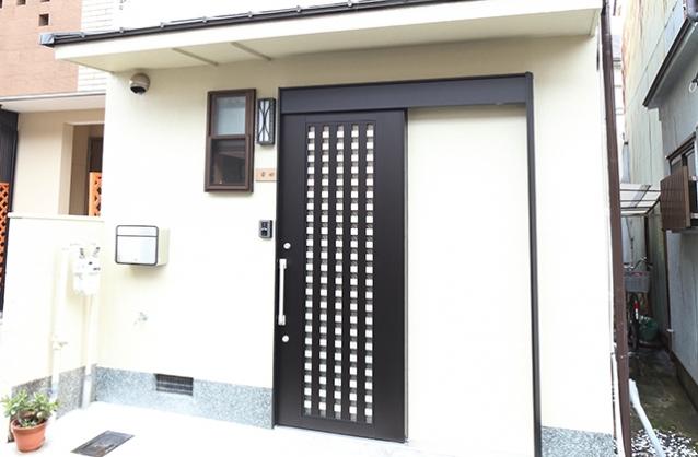 京都市右京区Y様邸外壁塗装