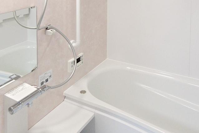 京都市左京区N様邸一戸建て浴室リフォーム