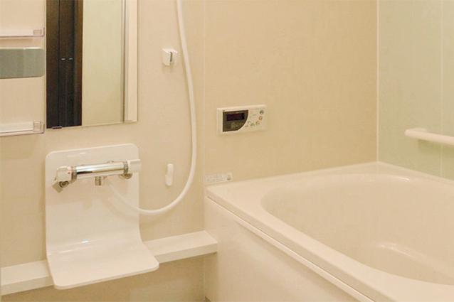京都市左京区S様邸一戸建て浴室リフォーム