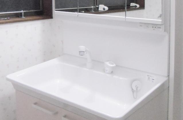 N様邸|洗面リフォーム工事