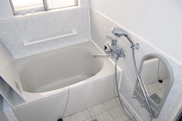 京都市南区I様邸一戸建て浴室リフォーム