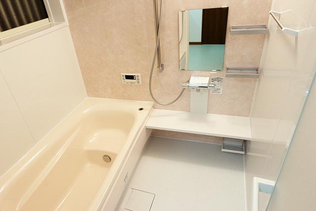 岐阜県大垣市U様邸一戸建て浴室リフォーム