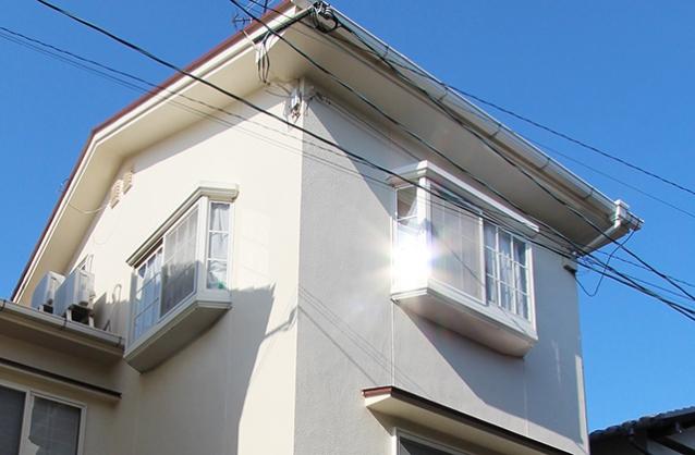 京都市西京区H様邸外壁塗装