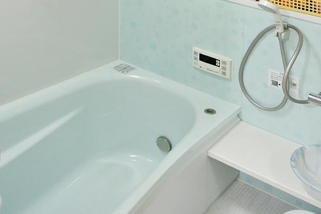 京都市上京区A様邸一戸建て浴室リフォーム