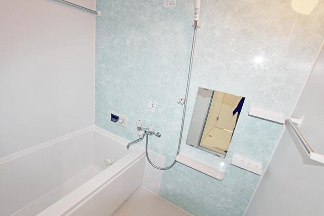 京都市中京区K様邸マンション浴室リフォーム
