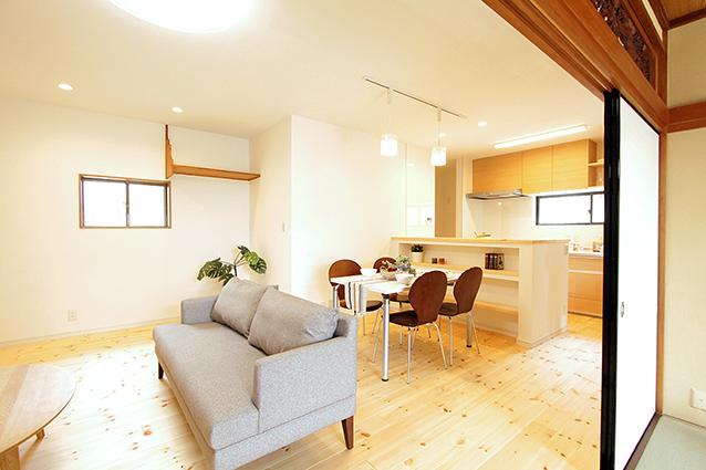 京都市伏見区T様邸全面改装工事