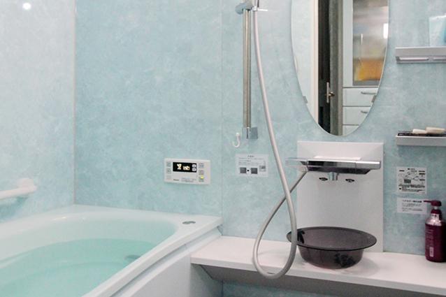京都市伏見区T様邸マンション浴室リフォーム