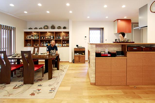 京都市西京区M様邸1階改装工事