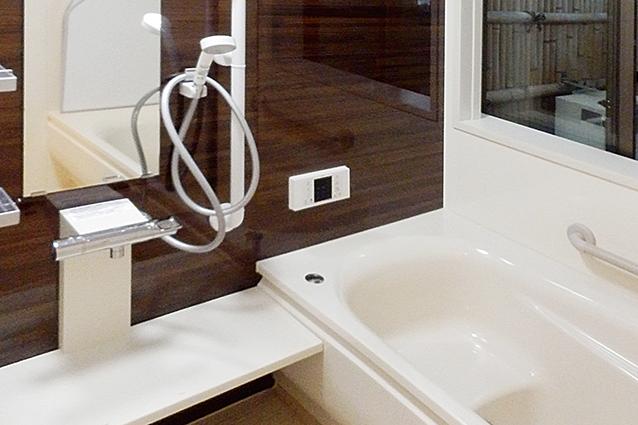 京都市西京区O様邸一戸建て浴室リフォーム