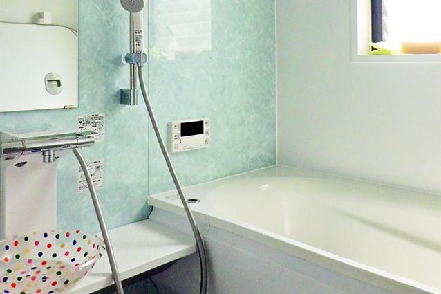 京都市右京区K様邸一戸建て浴室リフォーム