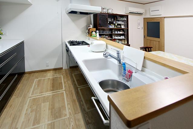奈良県桜井市 N様邸|キッチンリフォーム